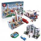 Lepin City Series Town Plan (Lego 10184 analog) Building Blocks Toys