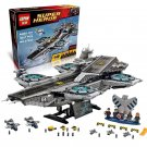 Lepin Marvel Super Heroes The SHIELD Helicarrier (*Free Shipping) Building Blocks Toys 07043