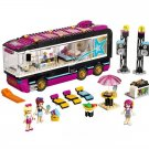 Friends Pop Star Tour Bus Building Blocks Set