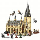Lepin Harry Potter Hogwarts Great Hall (lego 75954 analog) Building Blocks Toys