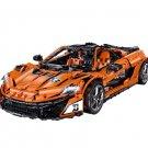 Lepin Technic McLaren P1 Hypercar Series (lego MOC-16915 analog)  Building Kits Blocks