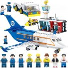 Lepin City Series Airport Passenger Terminal (Free Shipping) Building Blocks Toys