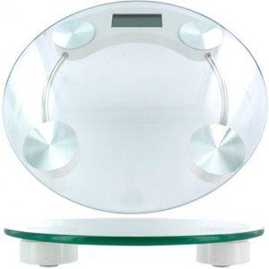 HDC DIGITAL GLASS BATH SCALE