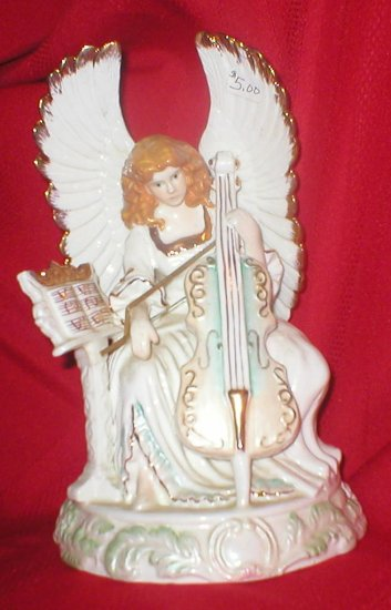 Angel with Cello