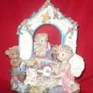 Little Cherubs and wildlife Friends Music Box