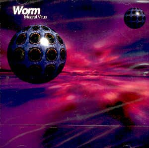 "WORM - ""INTEGRAL VIRUS"" - CD"