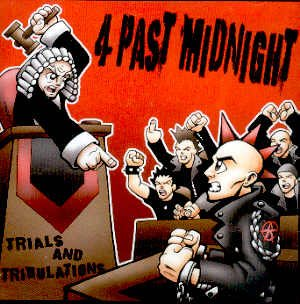 "4 PAST MIDNIGHT - ""TRIALS AND TRIBULATIONS"" - CD"