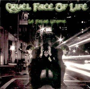 """CRUEL FACE OF LIFE - """"LE FALSE UTOPIE"""" - CD"""