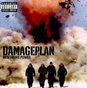 "DAMAGEPLAN - ""NEW FOUND POWER"" - CD"
