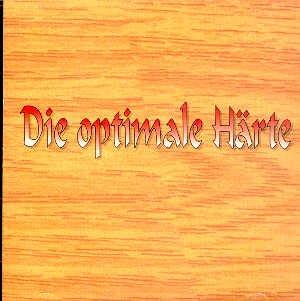 """DIE OPTIMALE HARTE - """"SELF-TITLED"""" - CD"""