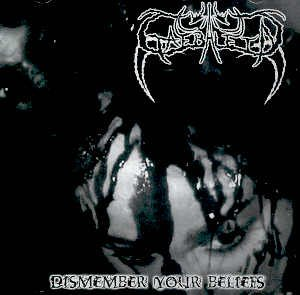 GAEBALEIN - DISMEMBER YOUR BELIEFS - CD