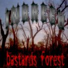 INBREED - BASTARDS FOREST - CD