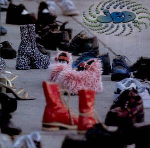 JED - IF THESE SHOES COULD TALK - CD