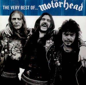 THE VERY BEST OF MOTORHEAD - CD