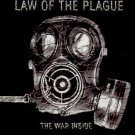 LAW OF THE PLAGUE - THE WAR INSIDE - CD