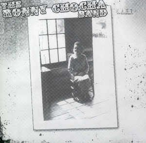 THE RONNY CHOCHA BAND - THE RONNY CHOCHA BAND - CD