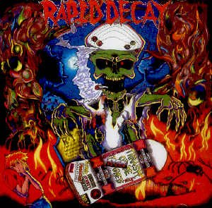 RAPID DECAY - 2003 - CD