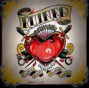 RUINED - ALWAYS HURT, ALWAYS WILL - CD