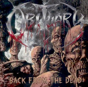 OBITUARY - BACK FROM THE DEAD - CD