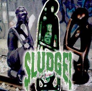 SLUDGE - AS A MAN THINKETH - CD