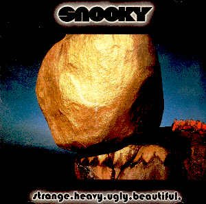 SNOOKY - STRANGE HEAVY UGLY BEAUTIFUL - CD