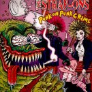 THE STRAP-ONS - PUNK ON PUNK CRIME - CD
