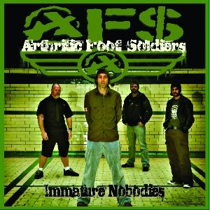 ARTHRITIC FOOT SOLDIERS (A.F.S.) - IMMATURE NOBODIES - CD