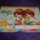 Crux Precious Friends Large Memo Pad Kawaii