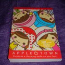 Crux Appletown Large Memo Pad Kawaii