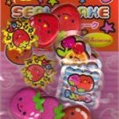 Crux Strawberry Pop Puff Puff Sticker Sack Kawaii