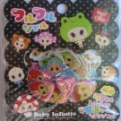 Q-Lia Baby Infinite Kewpie Cuties Sticker Sack Kawaii