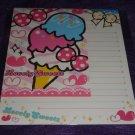 "Kamio Lovely Sweets ""Ice Cream"" Letter Set Kawaii"