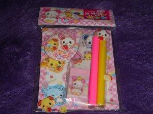 Affect Japan Mini Stationery Gift Set