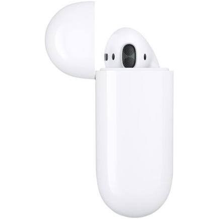 Bluetooth Wireless Earbud and Charging Case with Mic