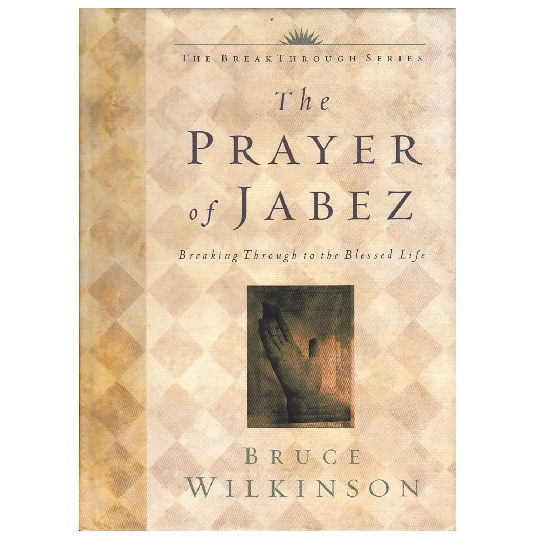 The Prayer Of Jabez Hardcover Book