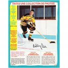 "1967-68 General Mills Bobby Orr ""Leading An Offensive Rush"""