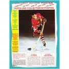 1967 General Mills Action Photo of Stan Mikita