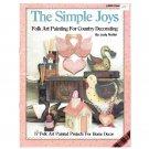 THE SIMPLE JOYS FOLK ART BOOK