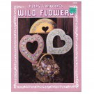 WILD FLOWERS BY KATHY LANGDON DECORATIVE FOLK ART BOOK