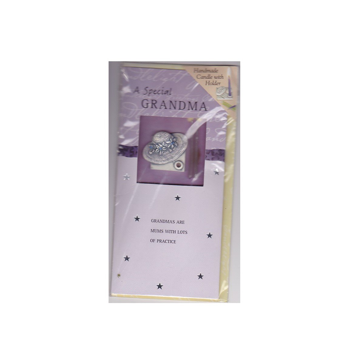 """NEW """"A SPECIAL GRANDMA"""" Greeting Card with Envelope"""