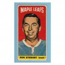 Toronto Maple Leafs Ron Stewart #99 Topps 1964 Hockey Card