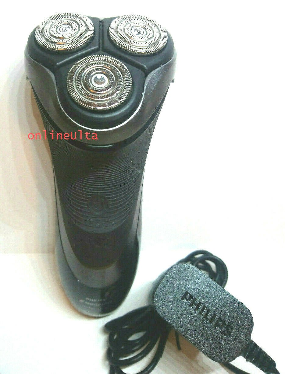 Philips Norelco S3000 Men's Shaver with HQ9 3D Head Rechargeable Cordless