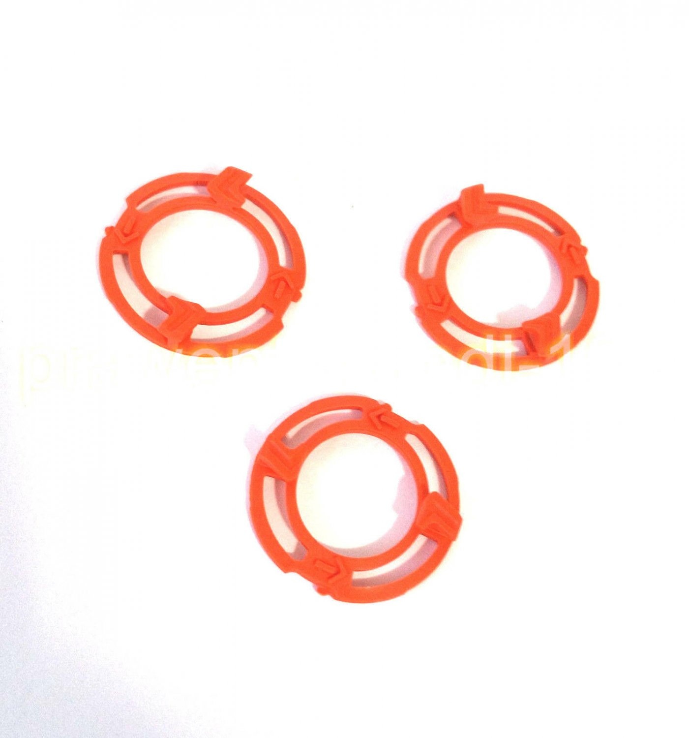 RQ Shaver Head Blade Orange Ring For SH70 SH90 RQ12 Plus+ S7370 S9311 S7000 S900