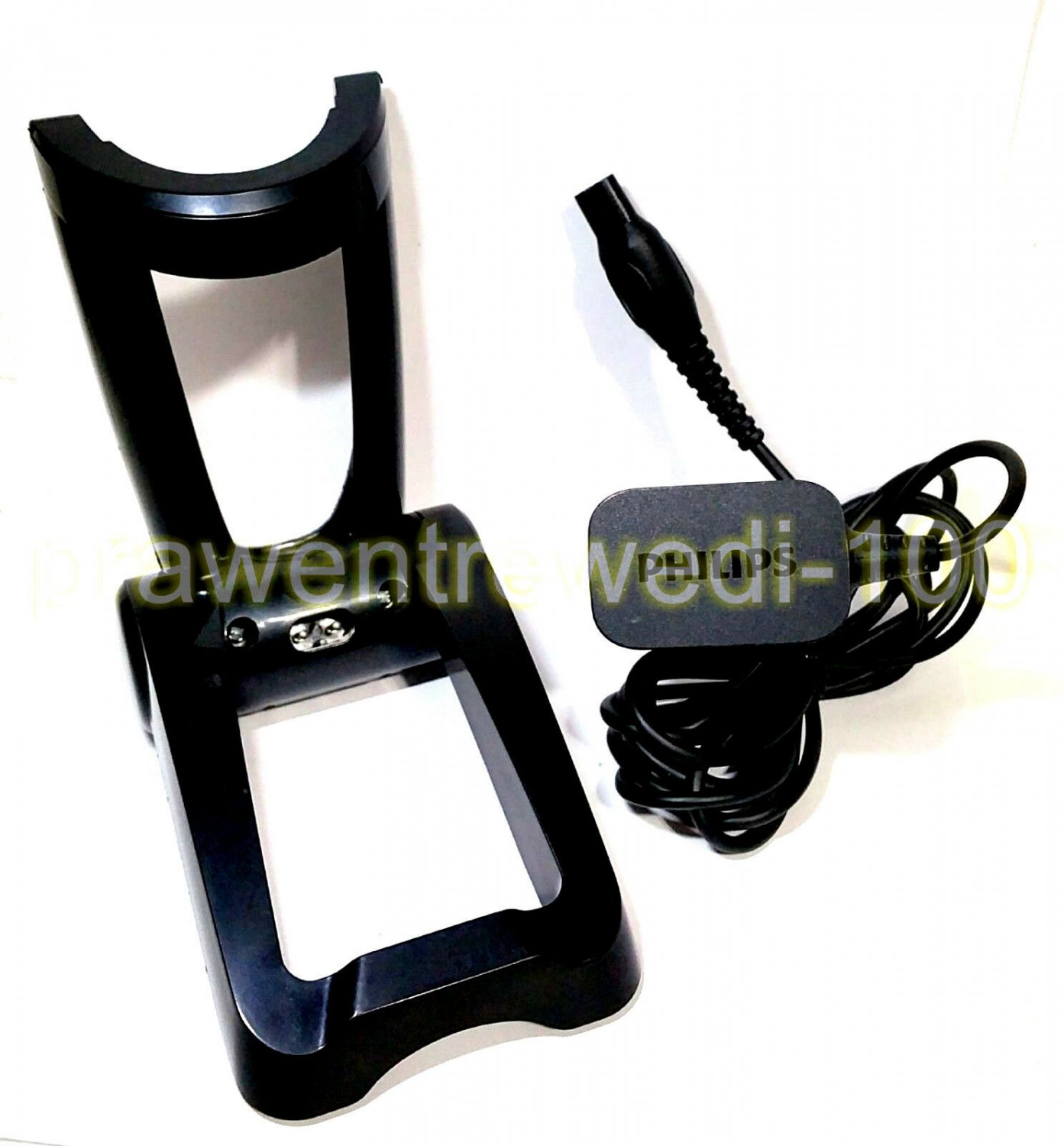 Philips Norelco RQ12 3D charger + Stand Combo For 1250X 1255X 1260X 1280X 1290X