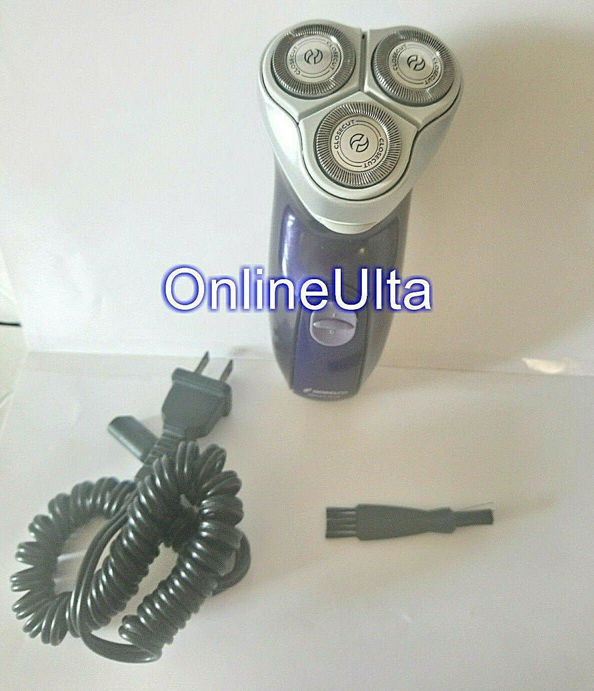 Philips Norelco 6423XL Quadra Action Men's Shaver trimmer corded Close cut
