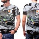 Gymkhana Motorsport Racer Mens T-Shirt Tee