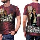 Keep The Han In Hanukkah Mens T-Shirt Tee