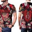 Marilyn Manson Mens T-Shirt Tee