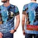 Motocross Addicted Dirt Bike Mens T-Shirt Tee