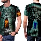 New Bullet For My Valentine Mens T-Shirt Tee